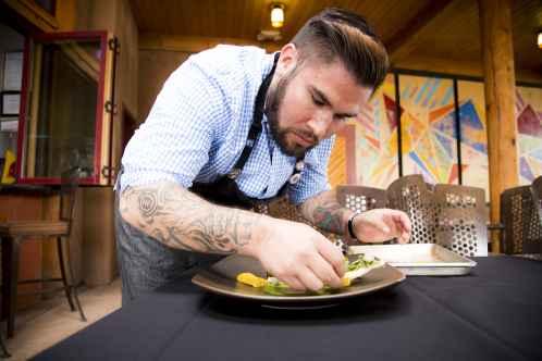 Chef David Ruiz
