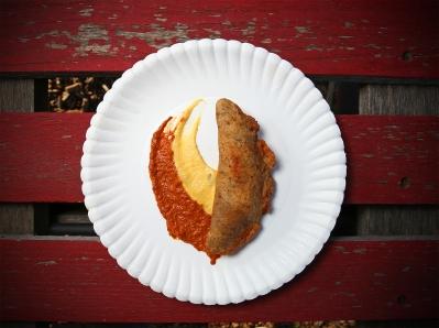 Bison empanadas from