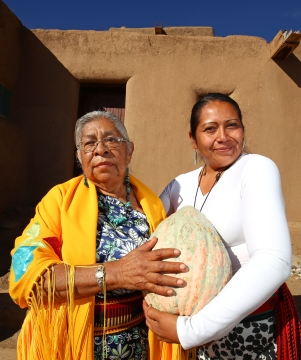 Henrietta Gomez and Sheryl Romero.