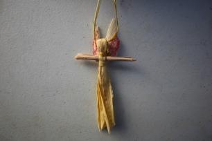 Corn dolls.