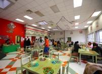 Dinning area.