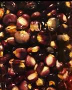 Black corn photo from David.